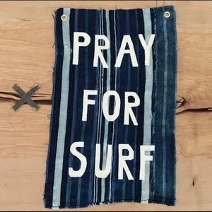 Other - Pray For Surf Banner